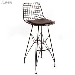 صندلی - صندلی بار کافی شاپی - صندلی کافی شاپی - صندلی بار - صندلی آشپزخانه - صندلی فضای باز