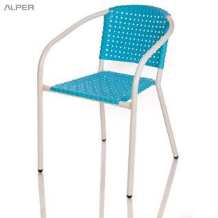 صندلی فلز و پلاستیک TIS-100iP