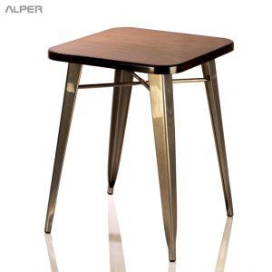 میز چوب و فلز DRK-501iW