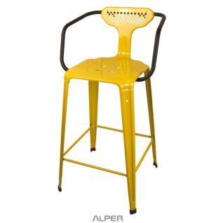 صندلی - صندلی بار - صندلی بار کافی شاپی - صندلی بار کافی شاپی یوفو -coffeeshop chair - صندلی فلزی دسته دار - NHL-101i - صندلی یوفو - صندلی یوفو دسته دار و پشتی دار - ندلی ناهارخوری - صندلی کافی شاپی - صندلی فلزی - صندلی دسته دار - صندلی فلزی دسته دار - صندلی آشپزخانه - kitchen chair - counter stool - open chair - coffeeshop chair -صندلی یوفو دسته دار و پشتی دار NHL-101i - چهارپایه