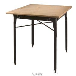 میز صفحه چوب ترموود NHL-501iW