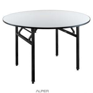 میز تاشو گرد PND-507XiW