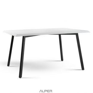 میز پایه فلزی مربع صفحه وکیوم PND-522iW
