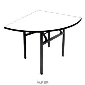 میز پایه تاشو یک چهارم دایره PND-511XiW