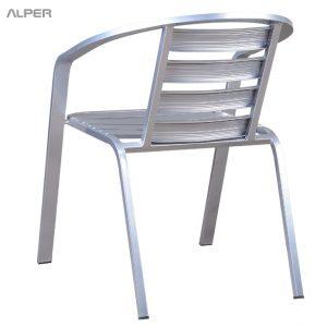 صندلی آلومینیومی ام پی آرامش PYA-108A