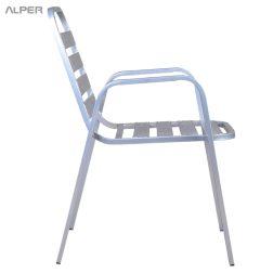 صندلی آلومینیومی فضای باز - PYA-110A