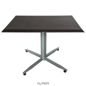 میز پایه فلزی مربع صفحه وکیوم PND-520iW