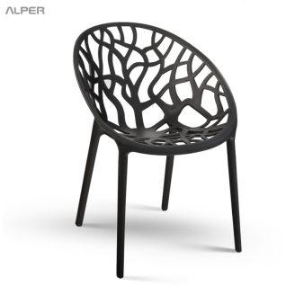صندلی کافی شاپی شاخ و برگی - صندلی فضای باز - صندلی باغی - صندلی - صندلی آلپر - صندلی کافی شاپی