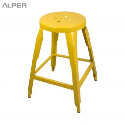 چهارپایه - چهار پایه - چهار پایه ساده - چارپایه - چار پایه - کافی شاپ - چهارپایه رستورانی
