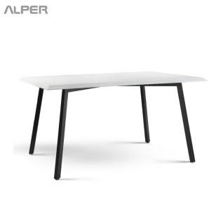 میز - میز پایه فلزی - میز رستوران - میز هتل - میز تالار - تجهیزات هتل - تجهیزات تالار - تجهیرات رستوران - میز رستورانی - میز هتلی - میز آلپر - آلپر - Alper
