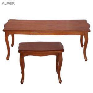 میز جلو مبلی سهیلا KLG-1502WG