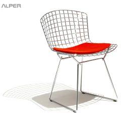 صندلی - صندلی کافی شاپی - صندلی کافی شاپی برتویا - صندلی آشپزخانه - صندلی فضای باز