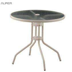 میز - میز فضای باز - میز فضای باز با جای سایبان