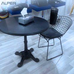 صندلی - صندلی کافی شاپی - صندلی کافی شاپی برتویا - صندلی فضای باز - صندلی آشپزخانه - صندلی فلزی