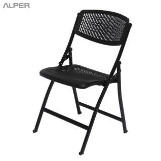 صندلی تاشو پلاستیکی - صندلی پلاستیکی - صندلی پلاستیکی تاشو - صندلی فضای باز - صندلی کافی شاپی - صندلی انتظار - - صندلی تاشو پلاستیکی