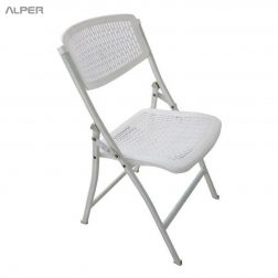 صندلی تاشو پلاستیکی - SHD-101XiP