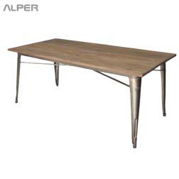 میز کافی شاپی مستطیل تولیکس - NGN-511iW