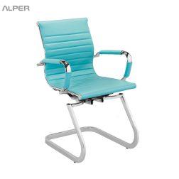 صندلی کارشناسی- سایت آلپر - خرید صندلی کارشناسی - صندلی چرم آبی