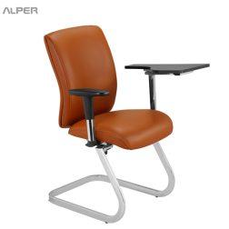 صندلی اداری | صندلی کنفرانس | صندلی قهوه ای | صندلی دسته دار | آلپر