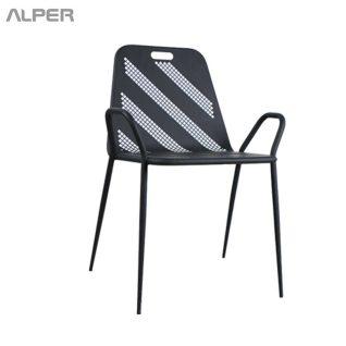 صندلی - صندلی فلزی - صندلی ناهارخوری - صندلی فضای باز - صندلی کافی شاپی - صندلی آشپزخانه - صندلی - صندلی آلپر - صندلی ناهارخوری