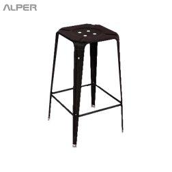 چهارپایه صنعتی - چهار پایه یوفو - چهار پایه - چهارپایه - چهار پایه ساده - چهارپایه ساده - چهارپایه فلزی - چهار پایه فلزی یوفو ساده - آلپر - چهار پایه آلپر