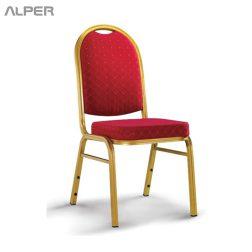 صندلی هتلی - صندلی - صندلی آلومینیومی - صندلی آلمینیومی - صندلی بنکوئیت - صندلی تالاری - صندلی تالار - صندلی هتلی - صندلی هتل - صندلی رستورانی - صندلی رستوران - صندلی آلپر - آلپر - Alper