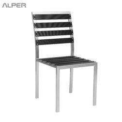صندلی - صندلی فضای باز - صندلی باغی - صندلی آلومینیومی - metal chair - صندلی آلومینیومی - صندلی آلمینیومی - صندلی رستوران - صندلی رستوران