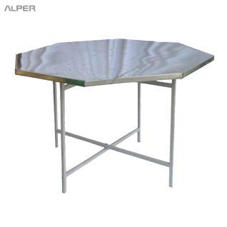 میزتاشو - میز تاشو - میزفلزی - میز فلزی - میز تاشو فلزی - میزتاشوفلزی - میز تاشو فلزی - میز تاشو آلپر - میز فلزی آلپر - میز الپر - میزتاشو آلپر - Alper - folding table