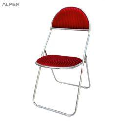 صندلی تاشو - صندلی آلپر - alper - صندلیهای تاشو - folding chair - chair - alper