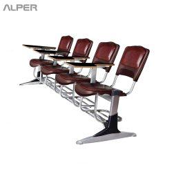 صندلی - صندلی آلپر - صندلی دانشجویی - صندلی محصلی - صندلی دانش آموزی - صندلی دانشجویی - صندلی الپر - مبلمان اداری آلپر - مبلمان آلپر - صنایع چوب آلپر - Alper