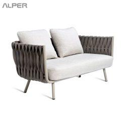 مبل دونفره - مبل دو نفره - مبلمان منزل - مبلمان اداری - مبلمان هتلی - مبل هتلی - تجهیز مبلمان اداری - مبلمان آلپر - آلپر - Alper - furniture