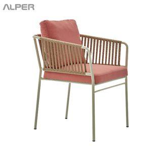 صندلی ناهارخوری فلزی - صندلی فلزی دسته دار - صندلی فلزی آهنی - صندلی فلزی - صندلی - صندلی هتلی - صندلی کافی شاپی - صندلی آشپزخانه - صندلی رستورانی - صندلی رستوران - صندلی ناهارخوری - صندلی نهار خوری - صندلی ناهار خوری - صندلی پارچه ای - صندلی نرم - صندلی آلپر - آلپر - Alper