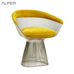 صندلی فلزی - صندلی فلزی آهنی - ندلی - صندلی هتلی - صندلی کافی شاپی - صندلی آشپزخانه - صندلی رستورانی - صندلی رستوران - صندلی ناهارخوری - صندلی نهار خوری - صندلی ناهار خوری - صندلی پارچه ای - صندلی نرم - صندلی آلپر - آلپر - Alper - metal chair - outdoor chair - صندلی فضای باز