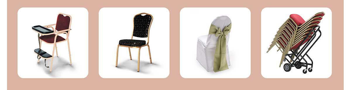 راهنمای خرید صندلی هتل - راهنمای خرید صندلی تالار - صندلی بنکوئیت - صندلی بنکوییت - banquet chair