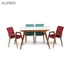 مبلمان ناهارخوری - ست ناهارخوری - میز و صندلی ناهارخوری - صندلی و میز ناهارخوری - ست کامل ناهارخوری