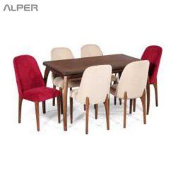 میز غذاخوری، میز تالاری، میز بنکوئیت، میز رستورانی، میز رستوران، میز هتلی، میز تاشو، میز ناهارخوری، آلپر ؛ میز، صندلی و مبلمان هتل، تالار، رستوران، کافی شاپ، باغی و فضای باز