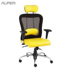 صندلی مدیریتی - صندلی گردان - صندلی اداری - صندلی مدیر - صندلی مدیریتی جک دار - office chair