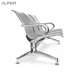 صندلی انتظار سه نفره - صندلی انتظار - مبلمان فرودگاهی - صندلی های انتظار - صندلی انتظار فرودگاهی - waiting chair