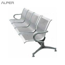صندلی انتظار چهارنفره - صندلی انتظار چهار نفره - صندلی انتظار - مبلمان فرودگاهی - صندلی های انتظار - صندلی انتظار فرودگاهی - waiting chair