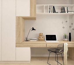 فضاهای کار خانگی کوچک