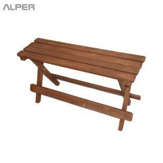 نیمکت - نیمکت چوبی - نیمکت تاشو - نیمکت چوبی تاشو - بنچ - bench - wood bench