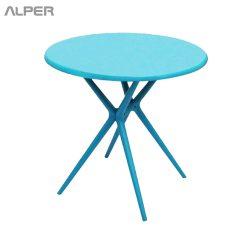 میز - میز کافی شاپی پلاستیکی - میز رستوران - میز کافی شاپی - میز فضای باز - میز ناهارخوری