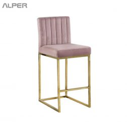 صندلی اپن صندلی کافی شاپی صندلی پیشخوان - آلپر فروشگاه اینترنتی مبلمان و دکوراسیون هتل، تالار، رستوران و کافی شاپ
