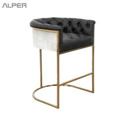 صندلی - صندلی اپن - صندلی اپن چسترفیلد صندلی کافی شاپی - صندلی پیشخوان - صندلی کانتر - صندلی آشپزخانه - چسترفیلد - chesterfield - chesterfield stool bar - صندلی اپن چستر