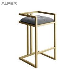 صندلی اپن ثابت - صندلی - صندلی اپن - صندلی کافی شاپی - صندلی پیشخوان - صندلی کانتر - صندلی آشپزخانه - صندلی میپل - صندلی اپن تاپ - میپل اپن تاپ