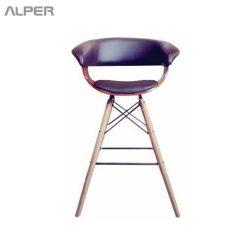 صندلی - صندلی اپن - صندلی کافی شاپی - صندلی پیشخوان - صندلی کانتر - صندلی آشپزخانه - صندلی سدونا سیلور - صندلی اپن تاپ - 2150 اپن تاپ