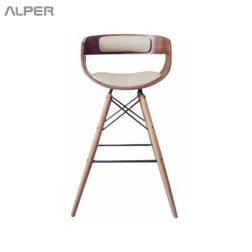 صندلی - صندلی اپن - صندلی کافی شاپی - صندلی پیشخوان - صندلی کانتر - صندلی آشپزخانه - صندلی سدونا سیلور - صندلی اپن تاپ - 2207 اپن تاپ