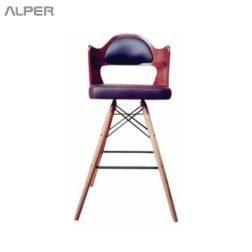 صندلی اپن - صندلی اپن پایه بلند - صندلی - صندلی اپن - صندلی کافی شاپی - صندلی پیشخوان - صندلی کانتر - صندلی آشپزخانه - صندلی سدونا سیلور - صندلی اپن تاپ - 2002 اپن تاپ