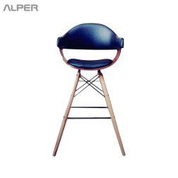 صندلی - صندلی اپن - صندلی کافی شاپی - صندلی پیشخوان - صندلی کانتر - صندلی آشپزخانه - صندلی سدونا سیلور - صندلی اپن تاپ - 2178 اپن تاپ