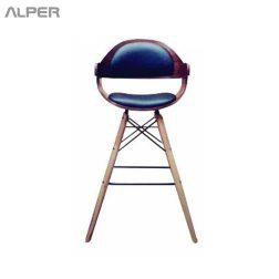 صندلی - صندلی اپن - صندلی کافی شاپی - صندلی پیشخوان - صندلی کانتر - صندلی آشپزخانه - صندلی سدونا سیلور - صندلی اپن تاپ - 2136 اپن تاپ